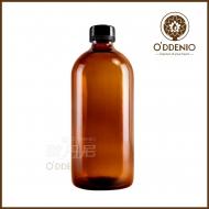 500ml茶色玻璃瓶 (台灣製)可當酒精瓶/精油瓶