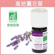 歐盟認證高地薰衣草(純種薰衣草)純精油15ml~法國原裝進口Fine Lavender