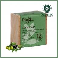 阿勒坡手工古皂-12%月桂油+88%橄欖油馬賽皂185g