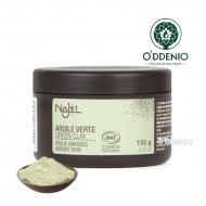 法國Cosmos natural認證-綠礦泥粉150g French Green Clay